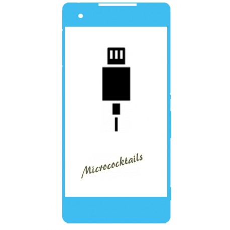 Réparation Connecteur charge micro usb Sony Xperia M4 aqua
