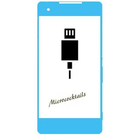Réparation Connecteur charge micro usb Sony Xperia M5 aqua