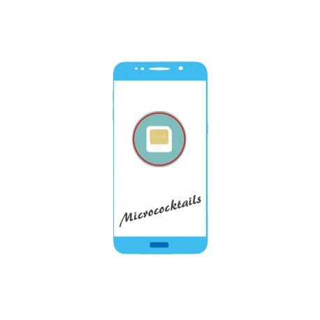 Réparation Lecteur de Carte Sim Samsung Galaxy S6 Edge
