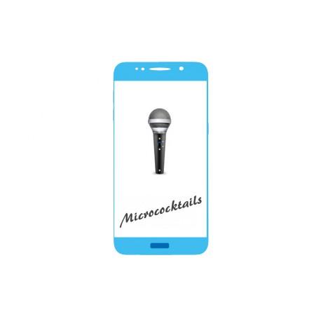 Réparation du Micro Samsung Galaxy S6 Edge