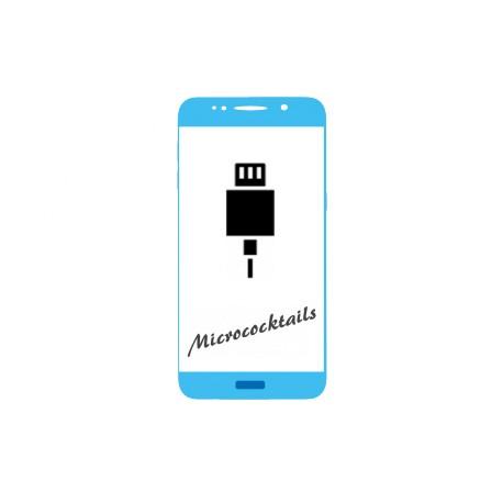 Réparation Connecteur charge micro usb Samsung Galaxy S6 Edge