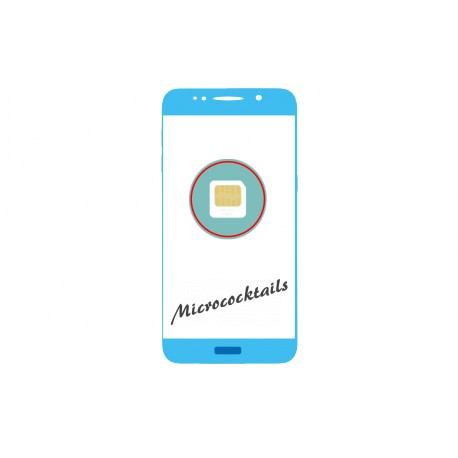 Réparation Lecteur de Carte Sim Samsung Galaxy S6