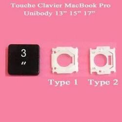"""Touche """"3 """""""" de remplacement (MacBook Pro Unibody)"""