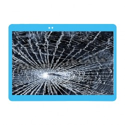 Réparation écran cassé (vitre + lcd) Samsung Galaxy Tab 2 10'