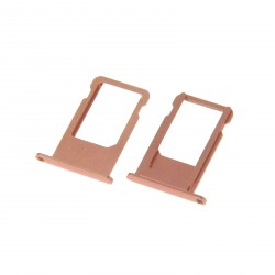 Tiroir SIM iPhone 6 Plus Or Rose