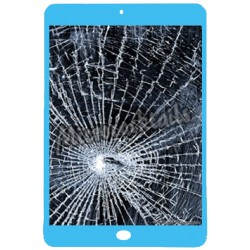 Réparation écran cassé (lcd) Ipad Mini