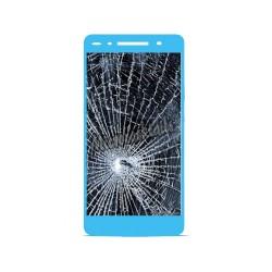 Réparation écran cassé (vitre + lcd) Huawei P8 LITE