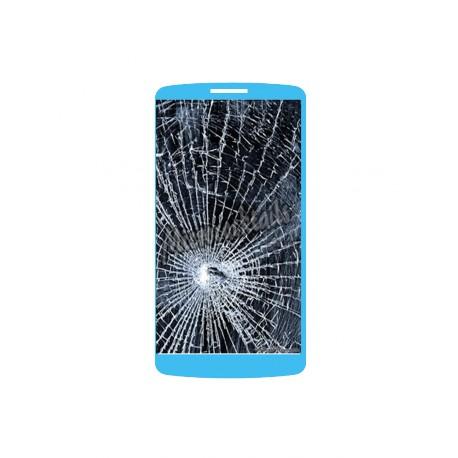 Réparation écran cassé (vitre + lcd) LG G4