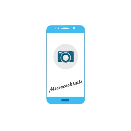 Réparation Appareil Photo arrière Samsung Galaxy S6