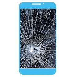Réparation écran cassé (vitre + lcd) Microsoft Lumia 520