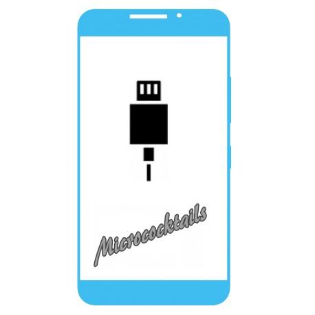 Réparation Connecteur charge micro usb Microsoft Lumia 1320
