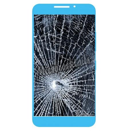 Réparation écran cassé (vitre + lcd) Microsoft Lumia 550