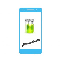 Remplacement batterie Huawei P7