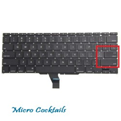 Clavier Américain MacBook Air 11""