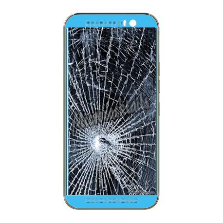 Réparation écran cassé (vitre + lcd) HTC ONE M9