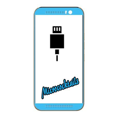 Réparation Connecteur charge micro usb HTC ONE M9