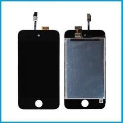 Ecran Complet Vitre + LCD iTouch 4 (adhésif fourni)