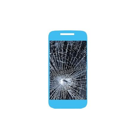 Réparation écran cassé (vitre + lcd) MOTO G