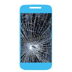 Réparation écran cassé (vitre + lcd) MOTO G2