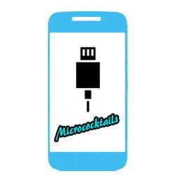 Réparation Connecteur charge micro usb MOTO G2