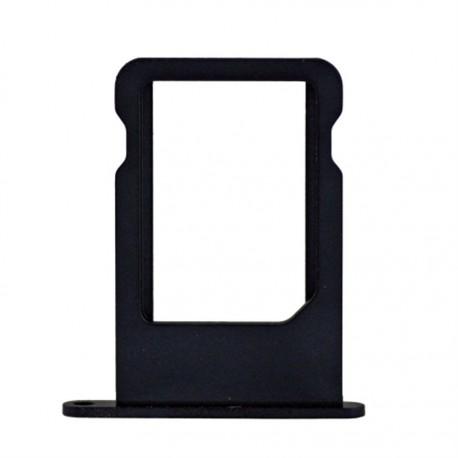 Tiroir Nano SIM iPhone 5 noir