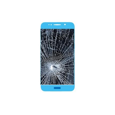 Réparation écran cassé (vitre + lcd) Samsung Galaxy S7 Edge