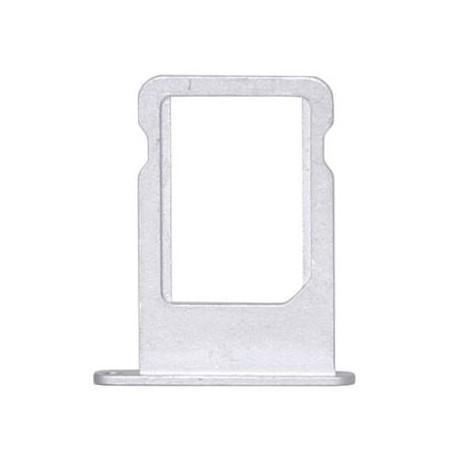 Tiroir Nano SIM iPhone 5 Blanc