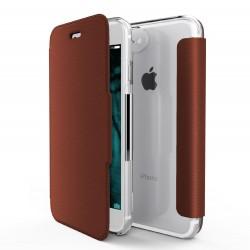 Etui Xdoria Engage Folio Marron Pour Apple iPhone 7