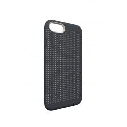Coque Noire MATRIX Qdos Pour Apple iPhone 7