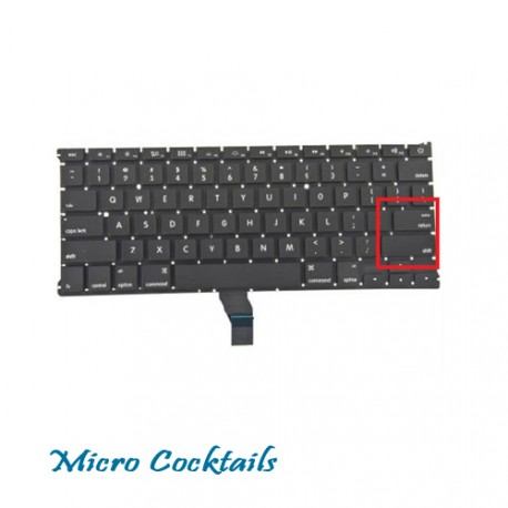 Clavier Américain MacBook Air 13""