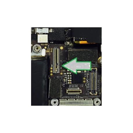 Réparation connecteur vitre tactile Iphone 5c