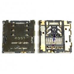 Lecteur Nano sim/micro SD Huawei P7