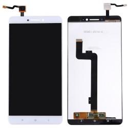 Ecran LCD+Vitre tactile pour Xiaomi Mi Max Blanc