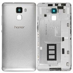 Coque arrière Honor 7 Silver/argent