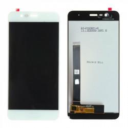 écran complet Zenfone 3 Max ZC520TL blanc