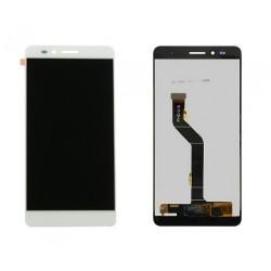 écran complet vitre tactile lcd affichage huawei honor 5x blanc