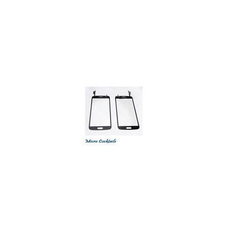 Vitre Tactile pour Samsung Galaxy Grand 2 G7105 Noire avec autocollant adhésif