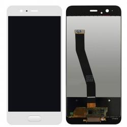 Bloc écran complet Huawei P10 blanc