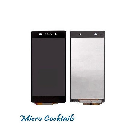 Vitre Tactile Ecran LCD pour Sony Xpéria Z2 D6502 bloc complet