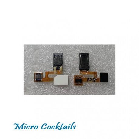 Nappe Prise Jack casque capteur proximité Samsung galaxy Wave M S7250