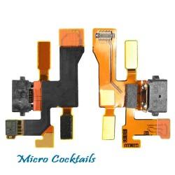 Nappe connecteur charge microphone pour nokia lumia 1020