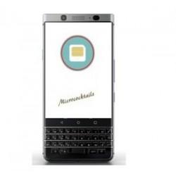 Réparation lecteur carte sim Blackberry Keyone