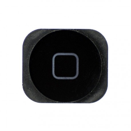 Bouton Home iPhone 5 noir