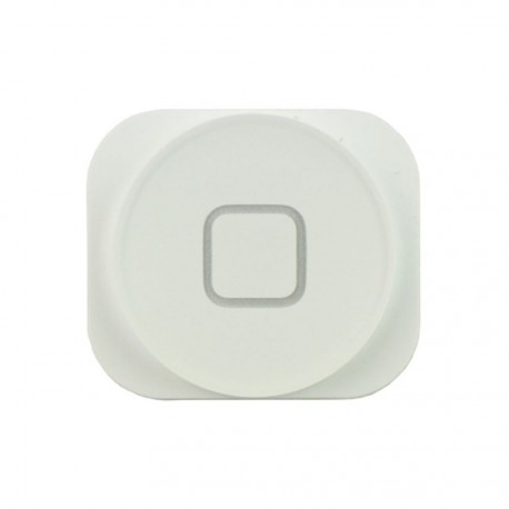 Bouton Home iPhone 5 blanc