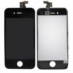 Ecran iPhone 4S (LCD Rétina + Vitre tactile sur châssis)