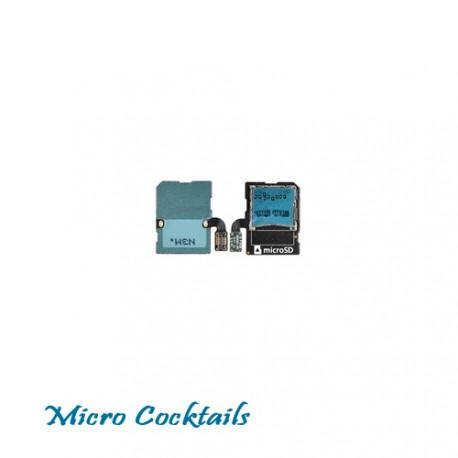 Nappe Lecteur Carte Micro SD Samsung Galaxy S5 SM G900F