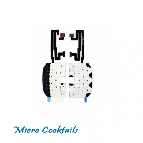 nappe clavier blackberry 9900