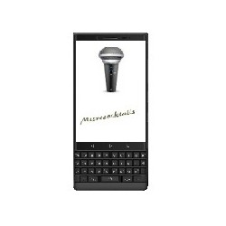 Réparation micro Blackberry Key2