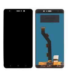 Ecran lcd vitre complet pour Xiaomi Mi 5S Plus noir