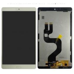 Ecran lcd vitre tactile Huawei Mediapad M3 BTV-DL09 BTV-W09 8.4' Nappe noire
